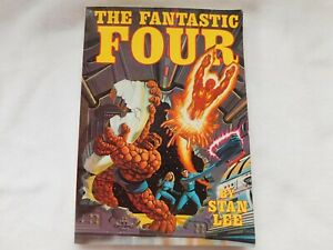 The Fantastic Four by Stan Lee. Softcover Book From 1979. Fireside.