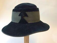 Felt Vintage Hats Women's 1920s Decade