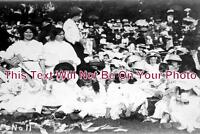 CO 94 - King George V Coronation Party, Penzance, Cornwall 1911 - 6x4 Photo