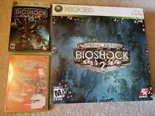 Bioshock Xbox 360 set - 1, 2, Infinite