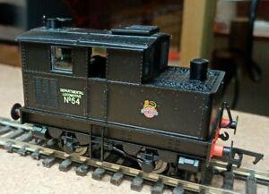 OO gauge Model Rail Sentinel Y1 0-4-0. This is new! in original box, DCC ready