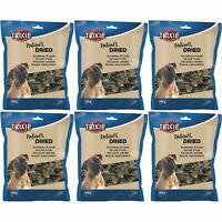6 x Trixie Sprats Dried Fish Dog Treats Chews High-Quality Natural Protein 200g