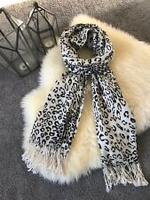 Ladies Women Fashion Leopard Print Scarf Scarves Shawl Wrap Brand New More Color