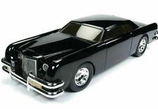 THE BARRIS CAR BLACK SPARKLE 1:18 DIECAST MODEL CAR BY AUTOWORLD AWSS120