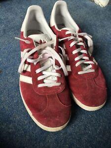 adidas gazelle trainers size 9