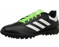 Adidas Men's Goletto VI TF Turf Soccer Shoe Black Size 11.5 BB0585