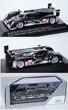 SPARK 1100123 Audi r18 TDI Le Mans 2011, 1:43, publicitaires boîte