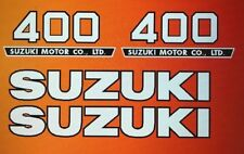 SUZUKI TS400 DECAL SET 2
