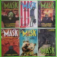 MASK I PLEDGE ALLEGIANCE TO THE MASK #1 #2 #3 First Print or Variant Dark Horse