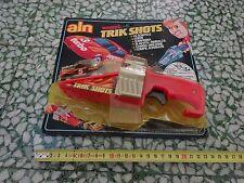 TOY CAR GUN BUDDY L.  TRIK SHOTS   PUSH  AND GO VINTAGE 80'S TRUCK MIB MOC AL-ES