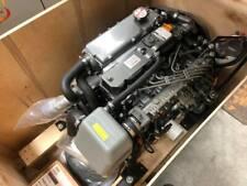 Yanmar 4JH5E ,  54 HP Marine Diesel Engine , Bobtail