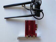 Asus PCE-AC56 2x2 802.11ac Wifi 2 Antennas