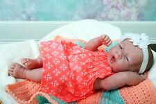 "Baby Girl Doll Realistic Reborn Berenguer 15"" Vinyl Lifelike Toy Alive Newborn"