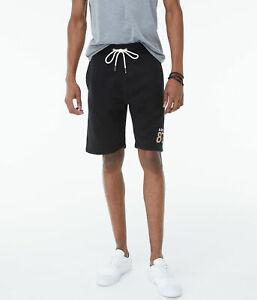 aeropostale mens aero 87 fleece shorts