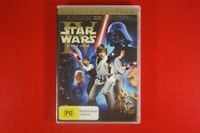 Star Wars IV A New Hope - DVD - Free Postage !!