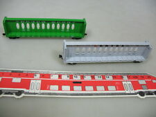 Ae315-0, 5# 2x micro-trains n vagones: Burlington Northern bn 62 4463+ Centex