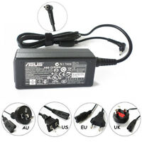 Genuine ac adapter power supply CHARGER for asus eeepc N17908 R33030 AD6630 40W