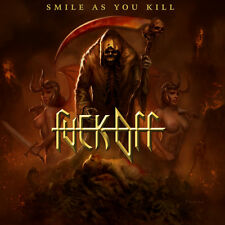 FUCK OFF - Smile as you Kill - CD - THRASH METAL