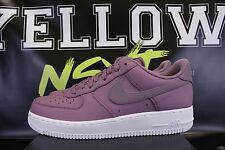 NIKE AIR FORCE 1 PREMIUM SZ 12 VIOLET DUST 3M REFLECTIVE SWOOSH 905345 501