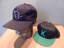 Nos Vintage Camel Kool Snap Back Louisville Ball Cap Hat Sport Cigarette Smokers