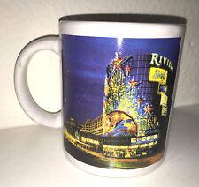 Riviera Hotel & Casino Las Vegas Nevada Coffee Cup Mug Gambling Decorative Poker
