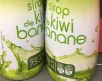 Lot revendeur destockage Palette De 6 Sirops De Kiwis Bananes Dlc Longue Ref245