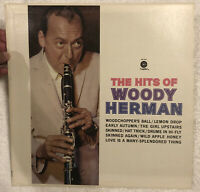 The Hits Of Woody Herman - Capitol Records LP Jazz Vinyl Big Band EX/VG+