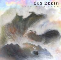 LES LEKIN - DIED WITH FEAR   CD NEW!