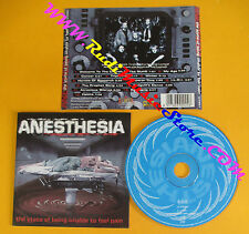 CD ANESTHESIA The State Of Being Unable To Feel Pain 1997  no lp mc dvd (CS2)