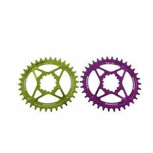Kore Stronghold N/W Direct Mount Oval Chainring AL7075-T6  Full CNC Oval 34T