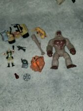 Animal Planet Bigfoot Figure Play Set. 11 items. Pre-owned. Great condition.