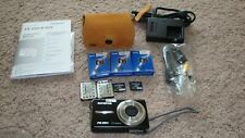 Olympus FE-290 7.1 MP Digital Camera Bundle Excellent Condition