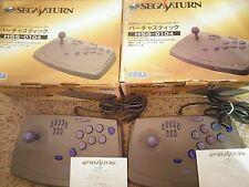 Sega Saturn Virtua Stick Controller HSS-0104 Japanese Import US Seller