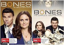 BONES : Season 9 - 10 : NEW DVD