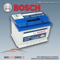 Bosch 60-Ah 12V Autobatterie Starterbatterie Batterie L242Mm B175Mm H175Mm NEU