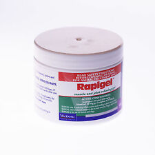 Rapigel 250g tub for Treatment of Muscle Pain and Arthritis Dogs, Horses