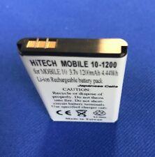 10 Batteries(Japan Li1.2A)For Garmin GPS Mobil 10 Scanner/Printer#010-10840-0 eq