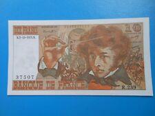 10 francs Berlioz 2-10-1975 F63/13 SPL
