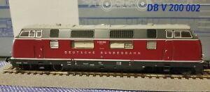 Roco Platin 63930 DB V200 002 Diesel Locomotive DCC READY Special Edition