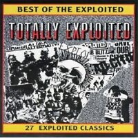 Exploited - Best Of The Exploited CD NEW! PUNK 27 Tracks