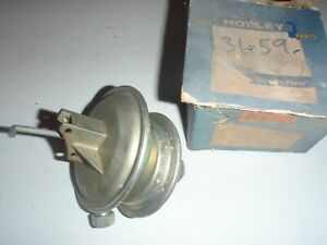 NOS HOLLEY DUAL Vacuum Advance Chamber 1956 Ford Thunderbird Tbird 56 Lincoln