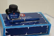 PELIKAN Classic M120 Iconic Blue- Fountain pen pluma estiografica