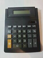 Vintage Life Long Dual Power Solar Calculator with Flip-Max Display