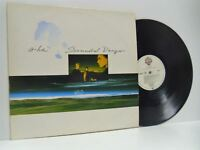 A-HA SCOUNDREL days LP EX/VG WX 62, with lyric inner sleeve, vinyl, album, 1986