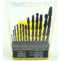 13 Piece Hss Drills 1.5Mm -6.5Mm for metal wood plastic etc (Twist Drill Bit Set