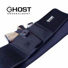 Ghost Concealment Belly Band Holster for Concealed Carry, IWB Gun Holster, NEW