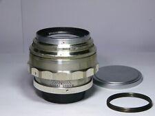 Jupiter-9 WHITE 2/85mm #6603579 Portrait lens SLR M39/M42,Pentax mount