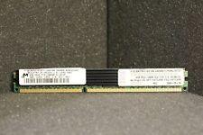 Micron VLP 4gb DDR3 PC3-10600R 1333 MHz 240-Pin ECC REG RDIMM