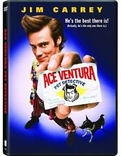 Ace Ventura: Pet Detective [New DVD] Ac-3/Dolby Digital, Dubbed, Subtitled, Wi