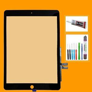 iPad 7 2019 10.2 Digitizer Displayglas Touch Touchscreen Scheibe schwarz black